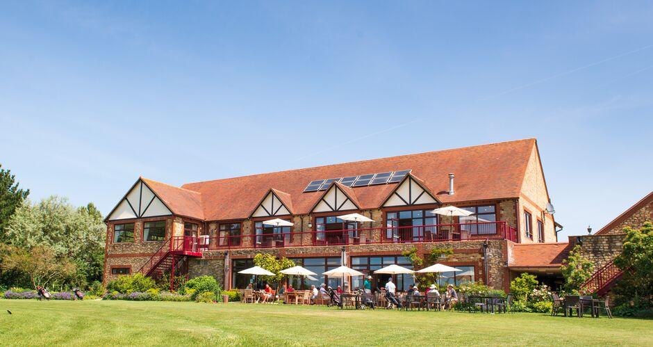Wrag Barn Golf Curse Club House